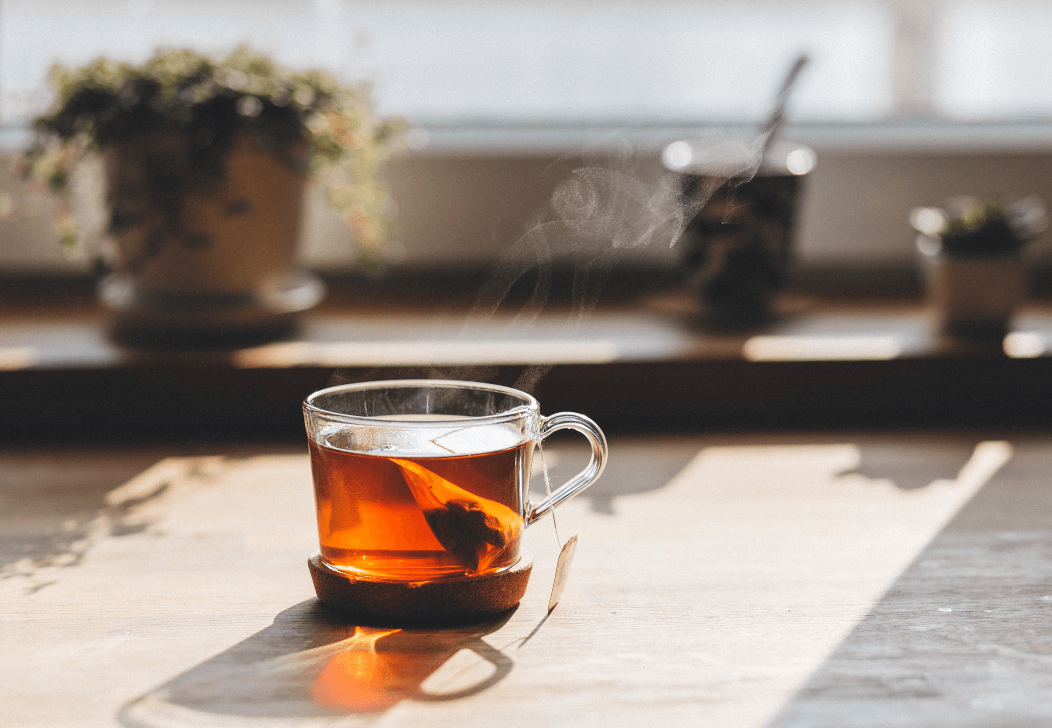 Cut Down Caffeine Intake