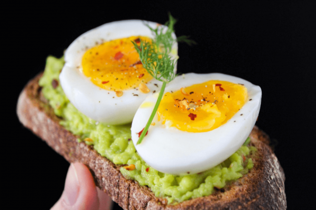 Eggs best diet for depression