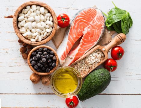 Mediterranean healthy source of protein