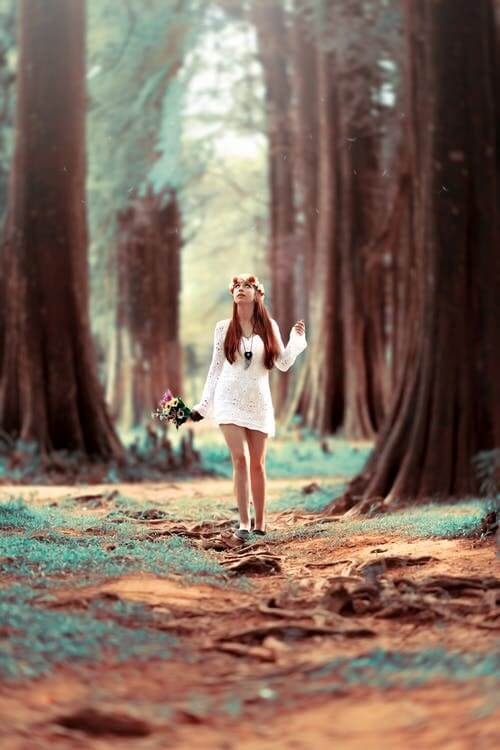 Being Mindful While Walking