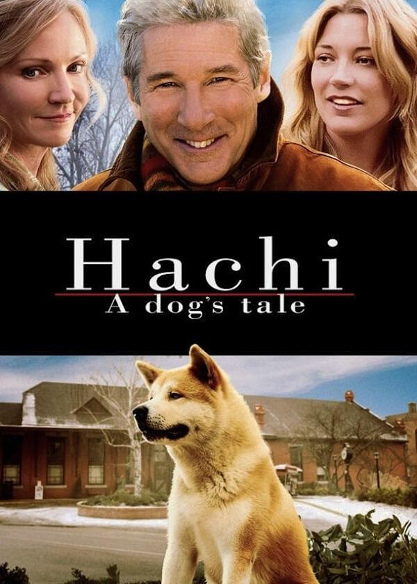 Hachi- A Dog Tale