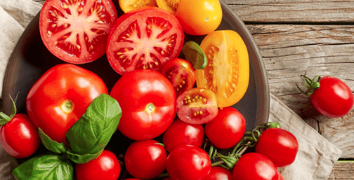 Tomatoes are great anti-depression food