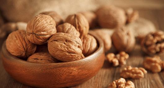 Walnuts are good anti depression food