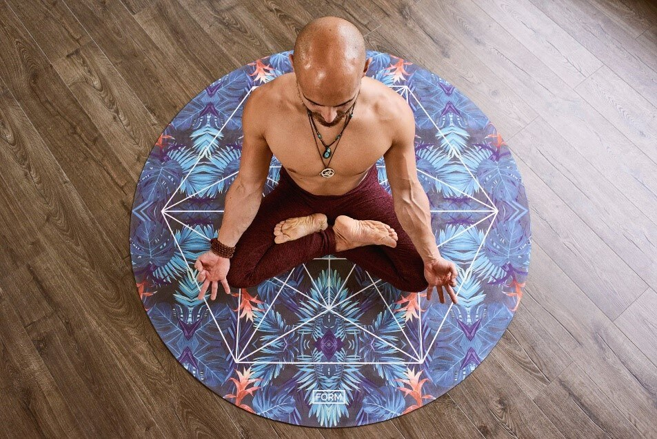 meditation to stay calm