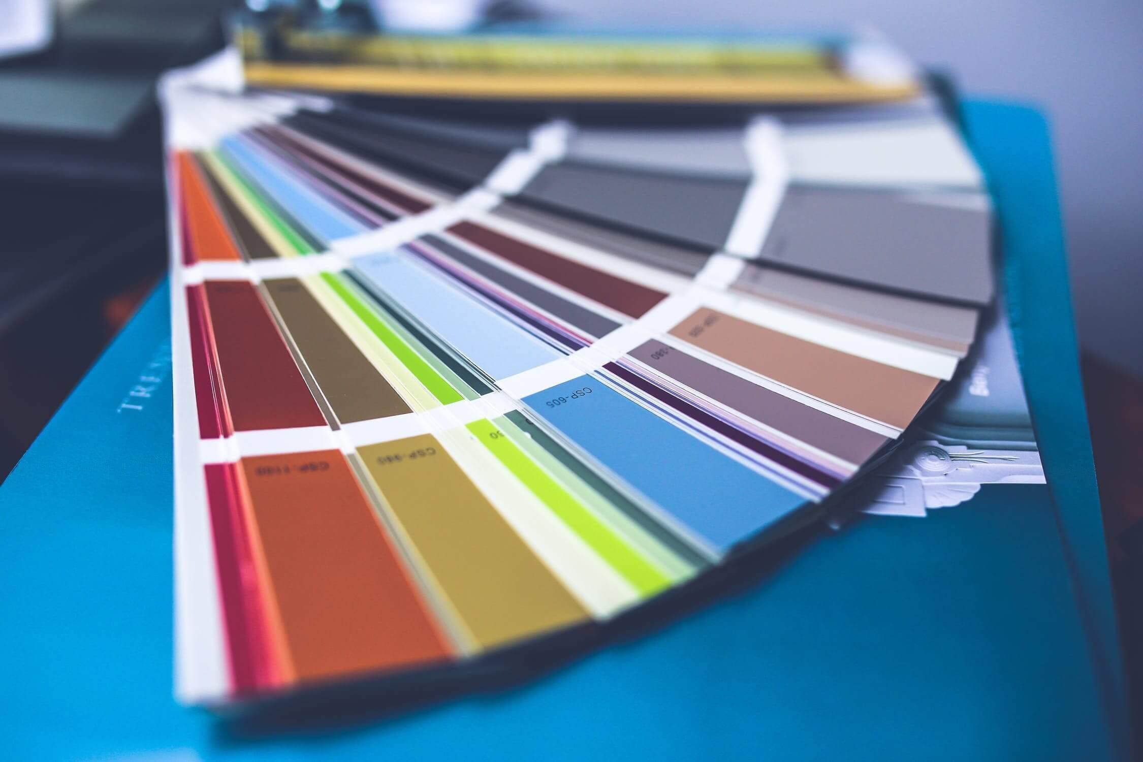 peaceful paint colors