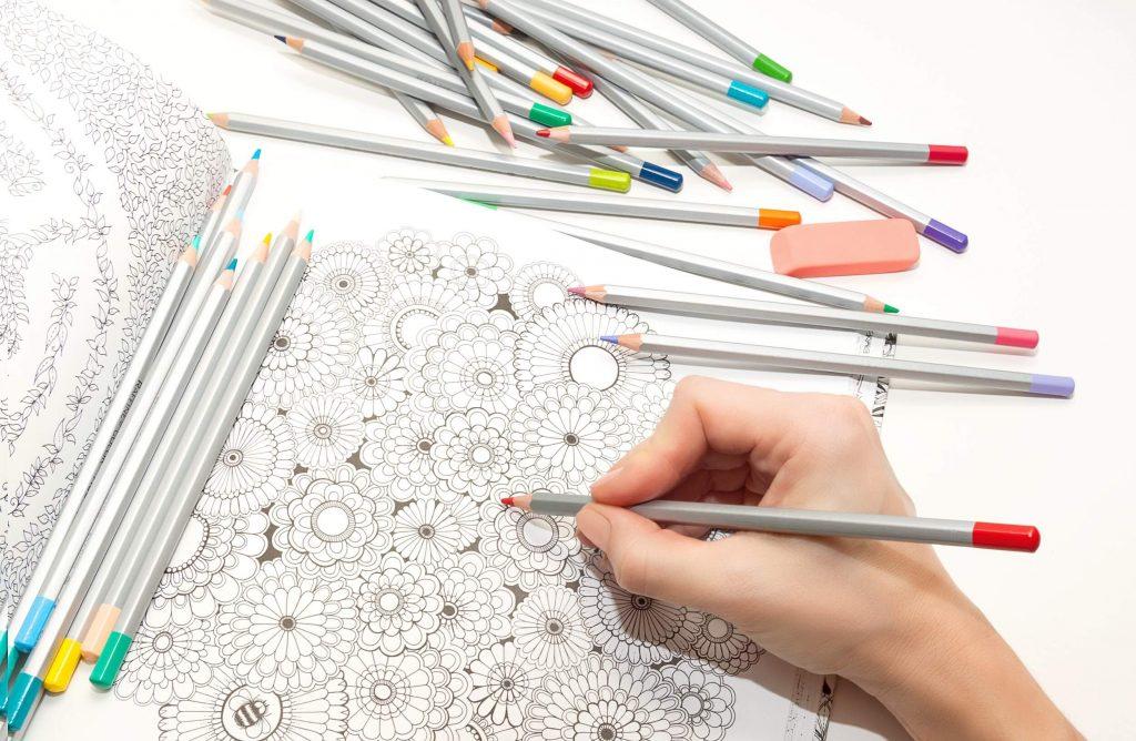 Benefits of Mandala Coloring for Adults