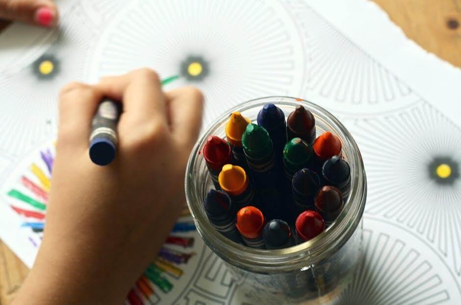 Benefits of Mandala Coloring for Kids