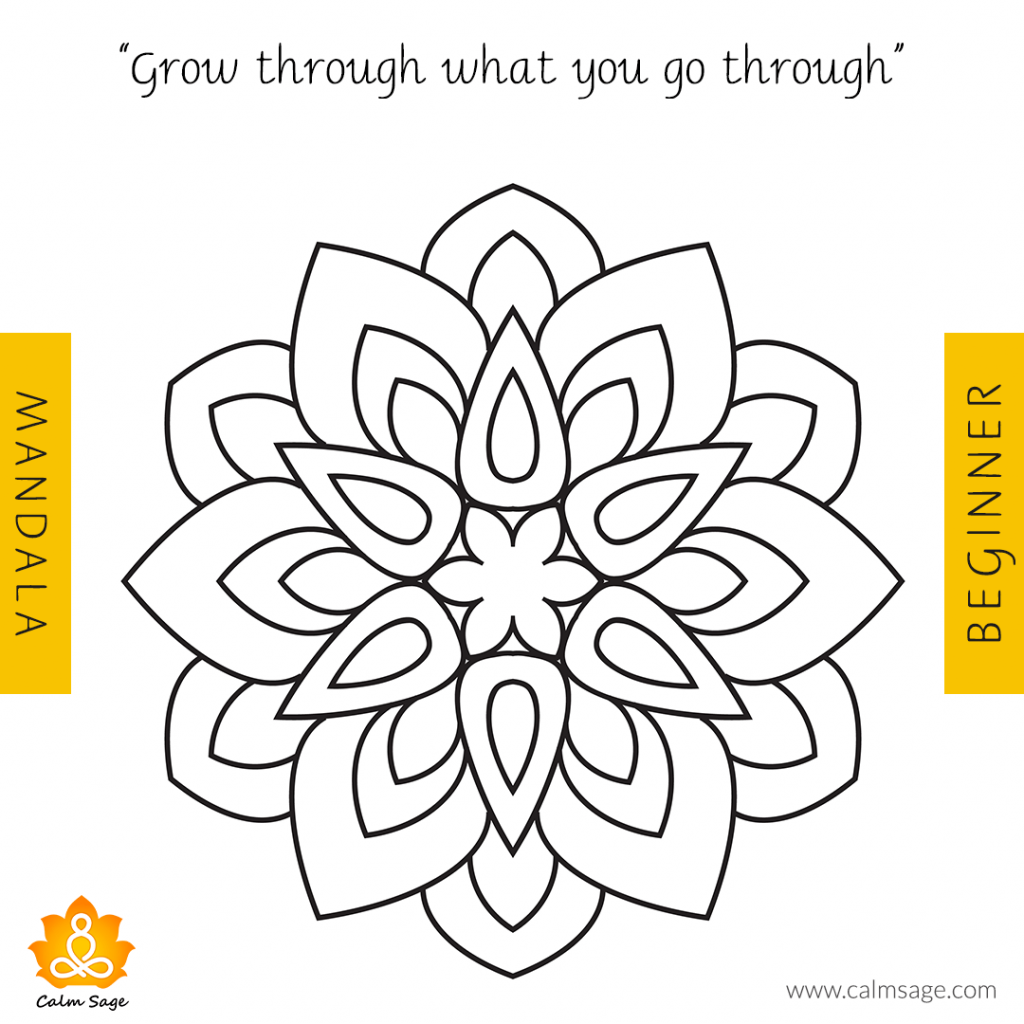 Grow Through what u go through