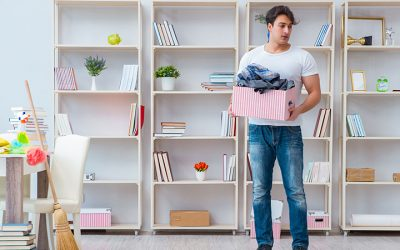 Tidy Up To Improve Your Mental