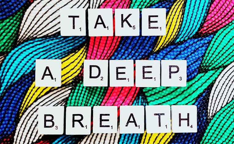 Take a Deep Breathe and Exhale