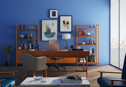 organizing your room or home