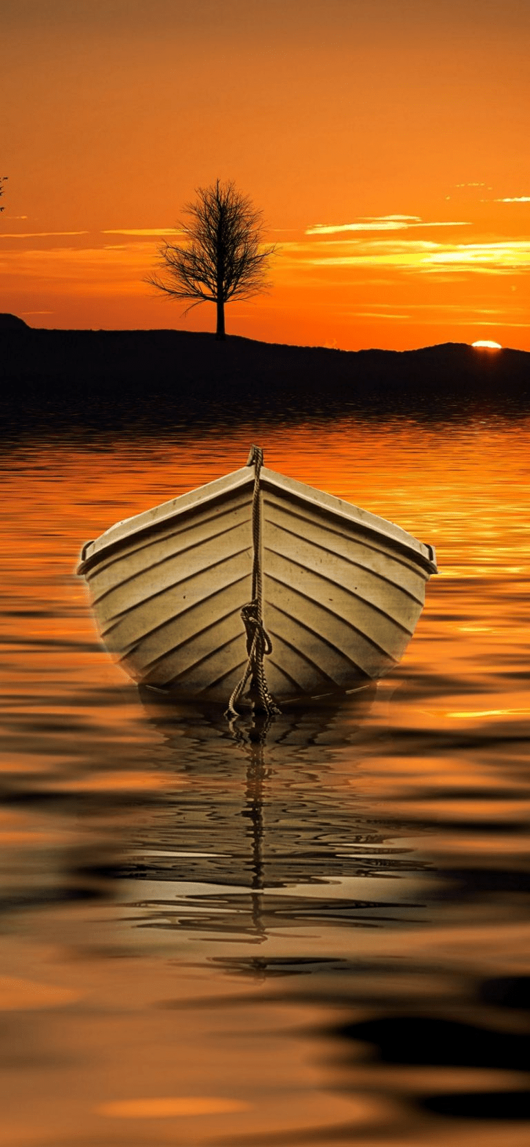 A Soulful Sail In A Boat, calming backgrounds