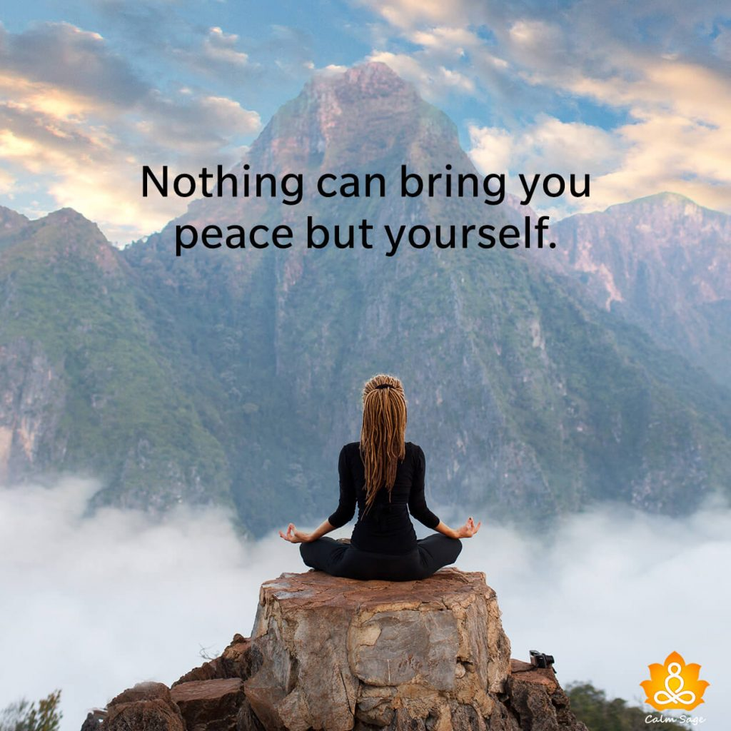 Best Calming Quotes
