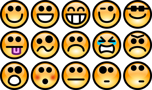 Different Types of Basic Emotions