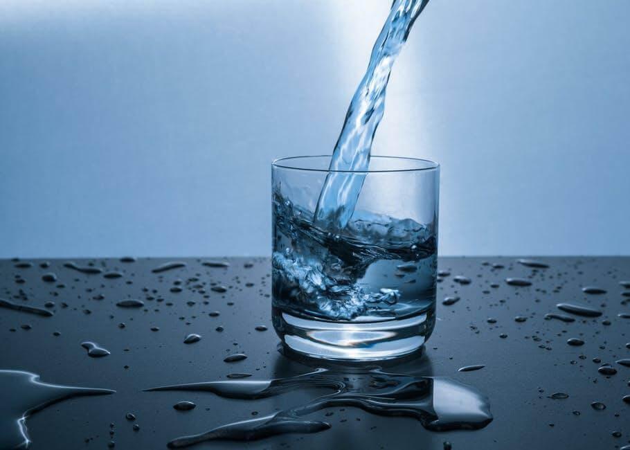 Drink Lukewarm Water