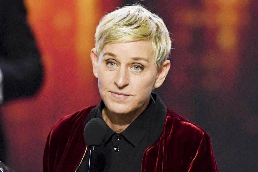 Ellen Degeneres fought depression