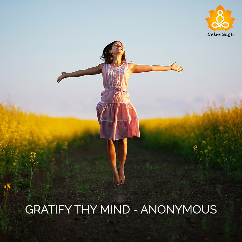 gratify your mind