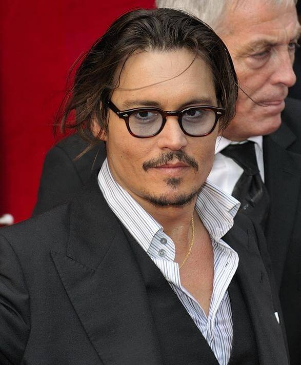 Johnny Depp Overcome Depression