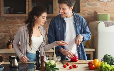 Psychological Benefits of Cooking