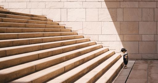 Start Small But Take Gradual Steps