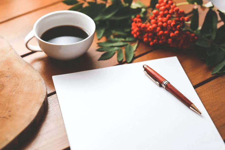 Starting To Write About Something