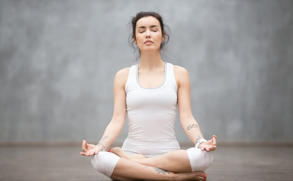 Steps to practice Kapalbhati Pranayama