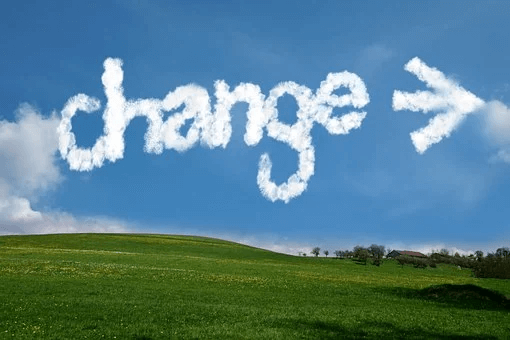 be Accepting of Change