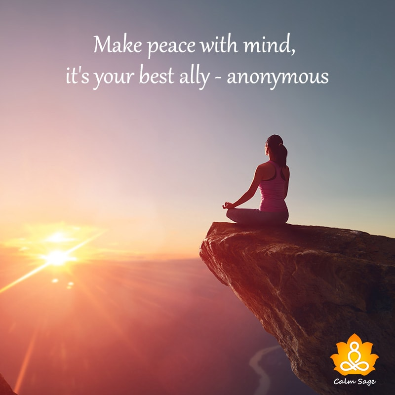peace in mind