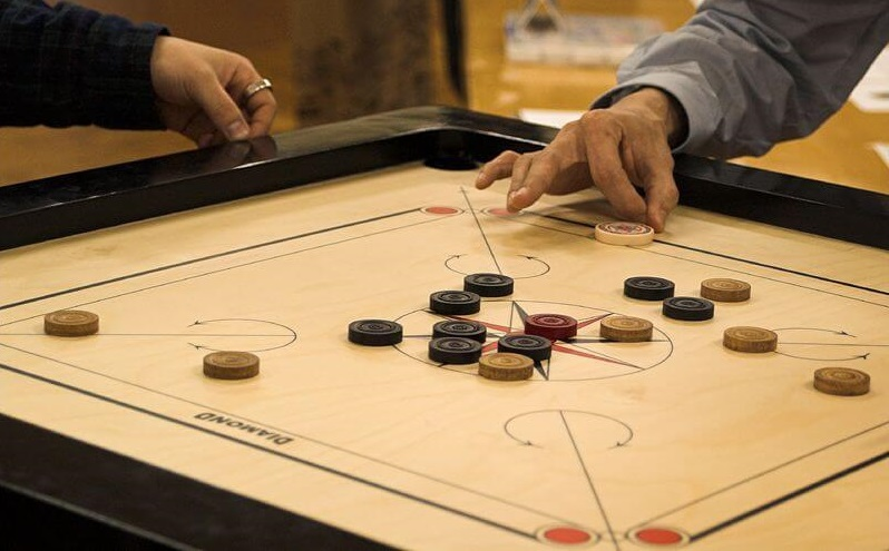 Carrom-Board