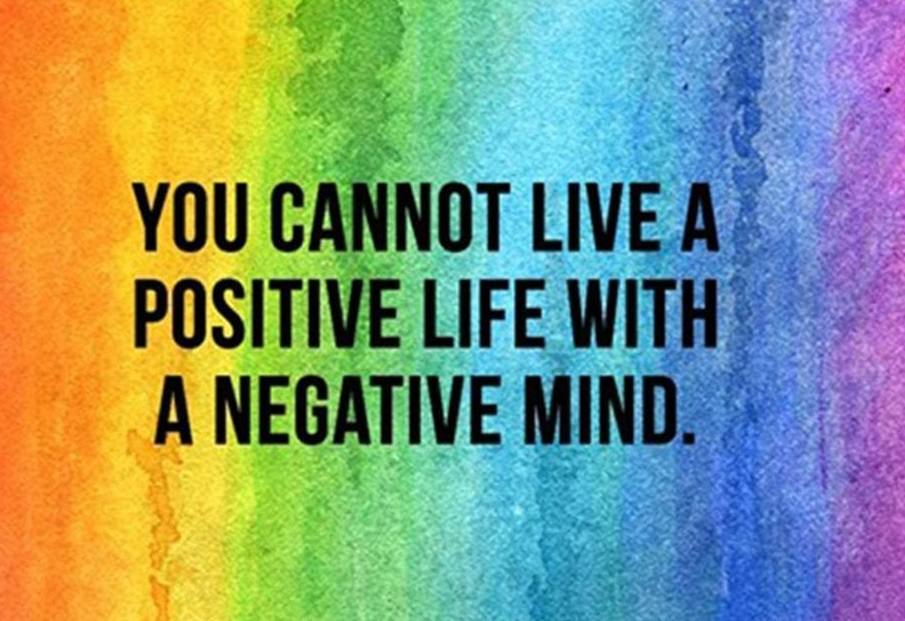 Control Negative Thoughts