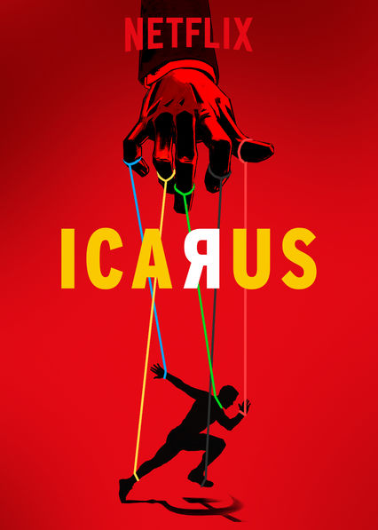 Icarus - Mostly watch inspirational documentries
