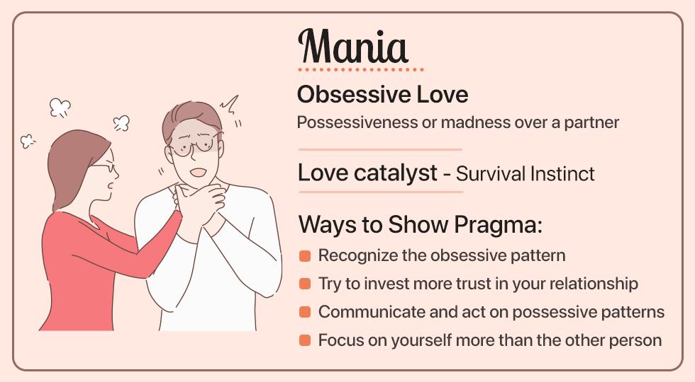 Mania- Obsessive Love