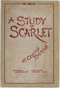 Sherlock Holmes A Study in Scarlet