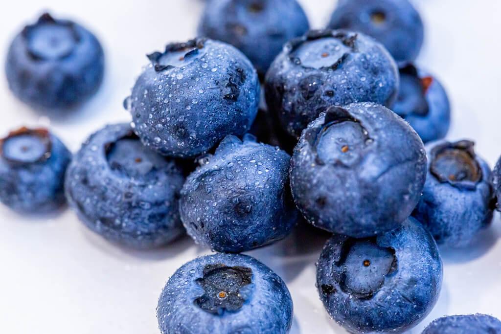 blueberries anti aging fruit