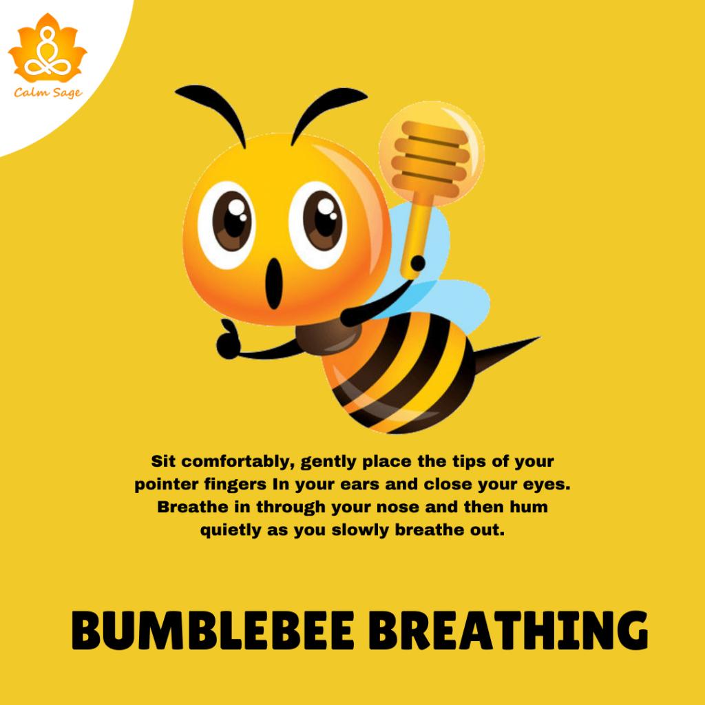 bumblebee breathing