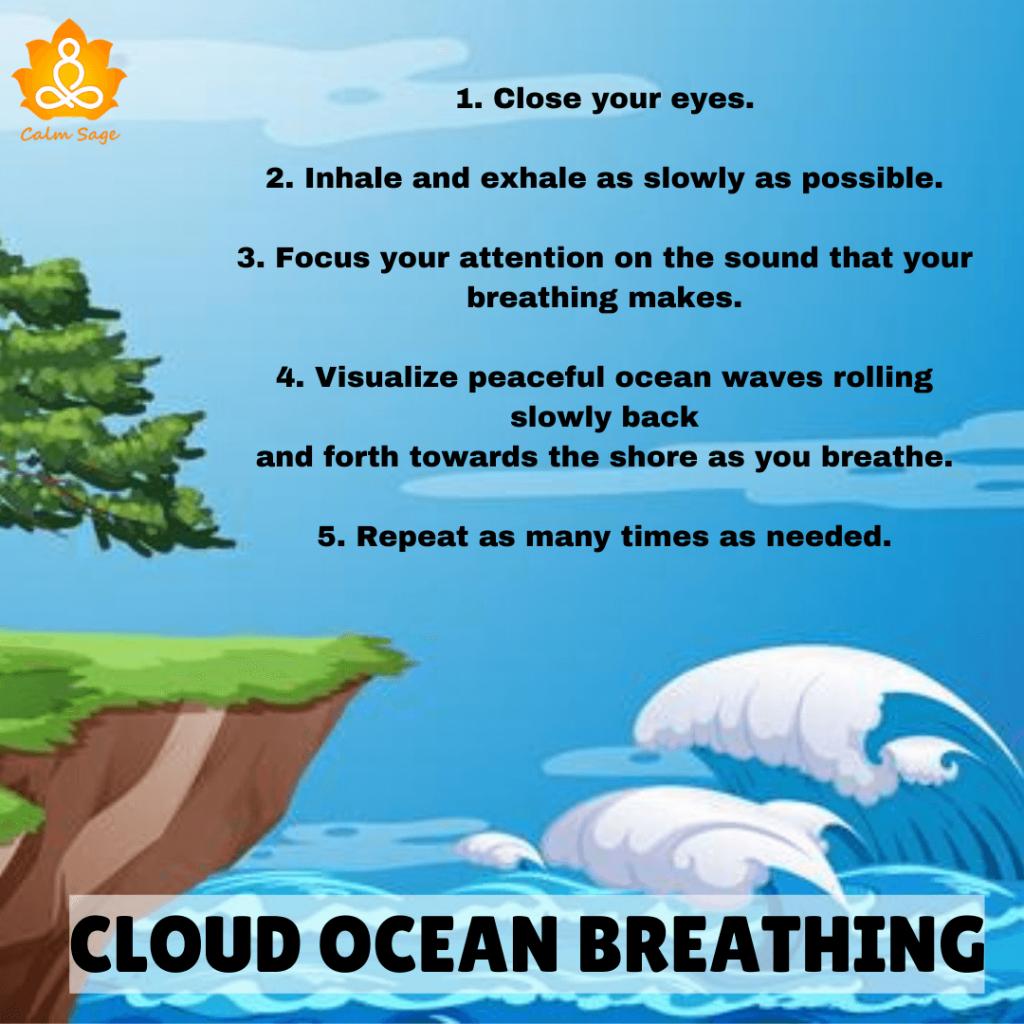 cloud ocean breathing