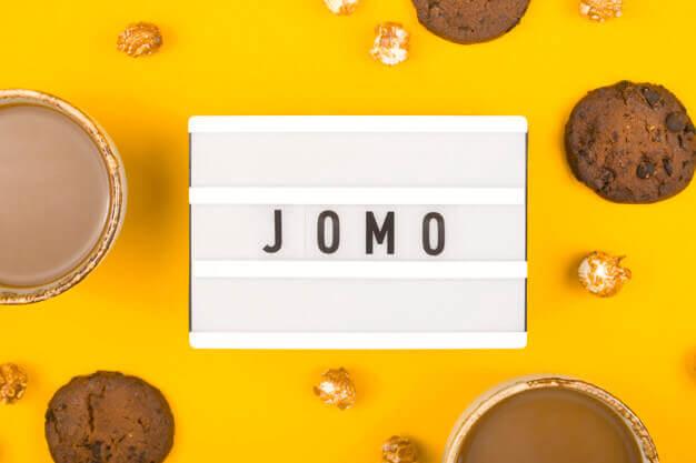 enjoy jomo while feeling depressed