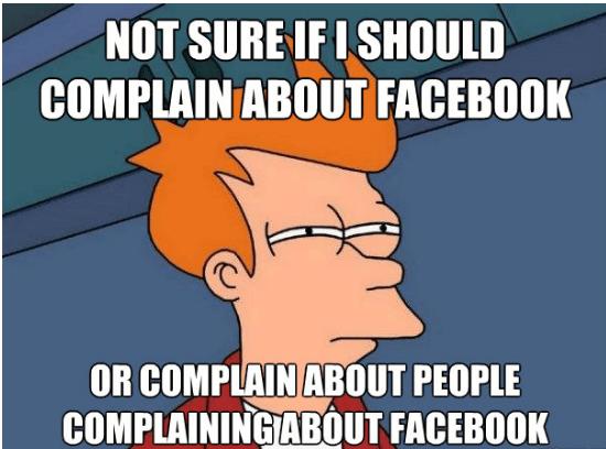 let's lodge my complaint