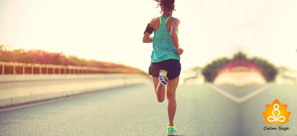 mental health benefits of running