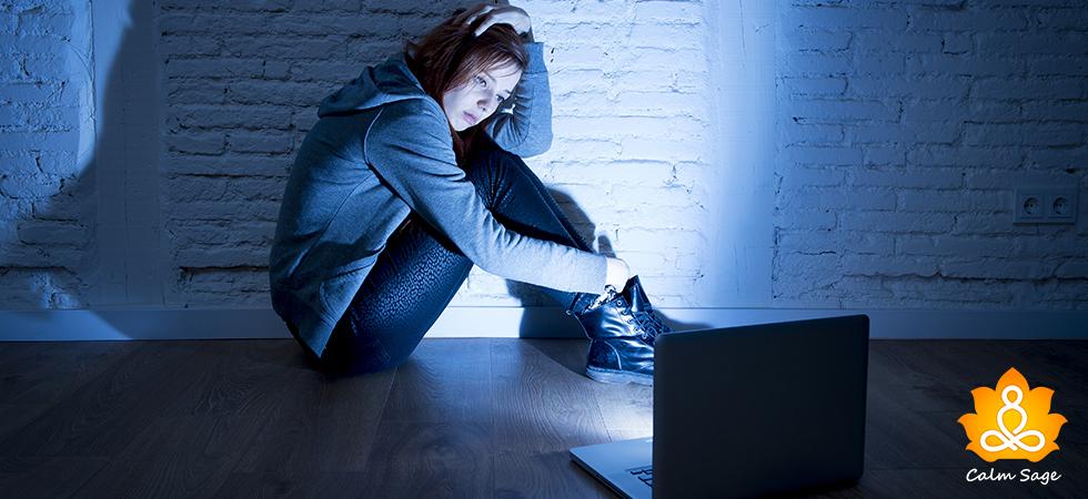 online harrasment affect on mental health