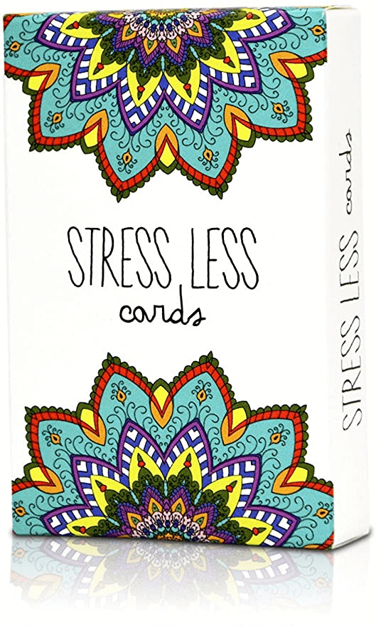 stress Less Cards stress toy
