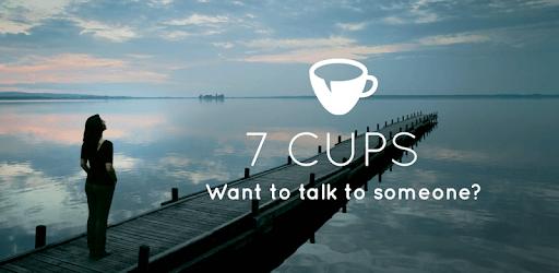 7cups is an international organization