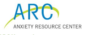 Anxiety Resource Center