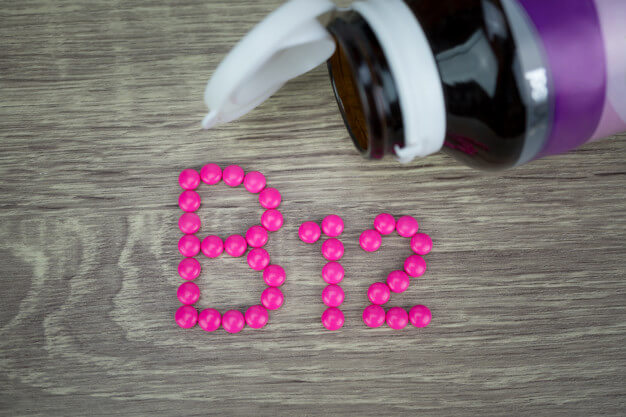 Deficiency of Vitamin B12