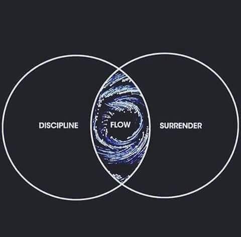 Discipline and Surrender
