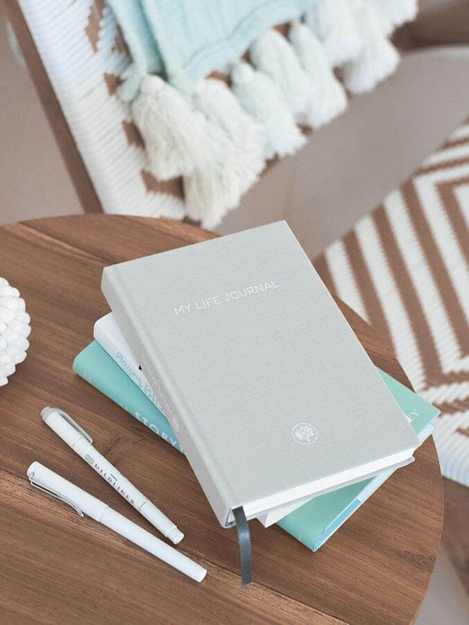 Don't Forget to Keep Your Gratitude Journal Handy