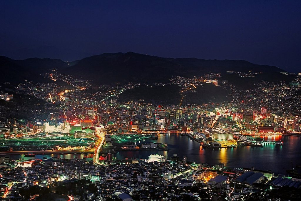Nagasaki Rebuilt