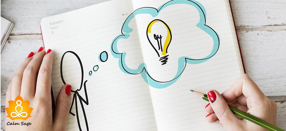 Qualities of creative people