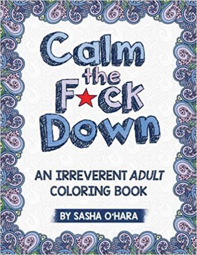calm The Fck Down