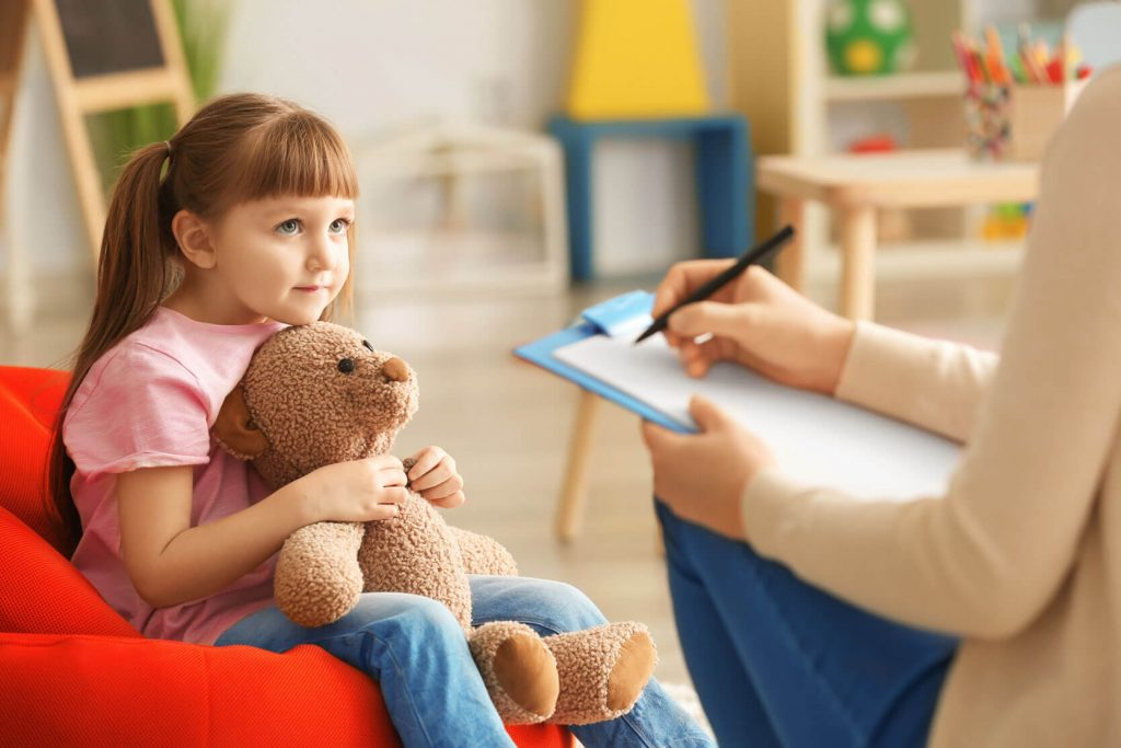 counsellor for kids